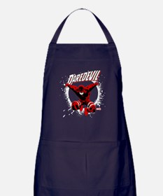 Jumping Daredevil Apron (dark)