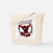 Jumping Daredevil Tote Bag