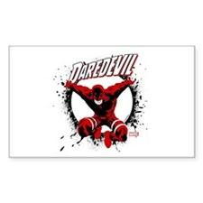 Jumping Daredevil Decal