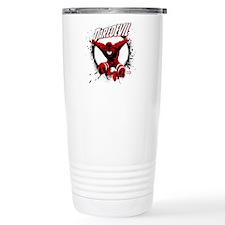 Jumping Daredevil Travel Mug
