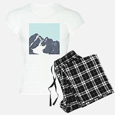 Mountain Peak Pajamas