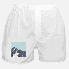 Mountain Peak Boxer Shorts