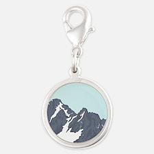 Mountain Peak Charms