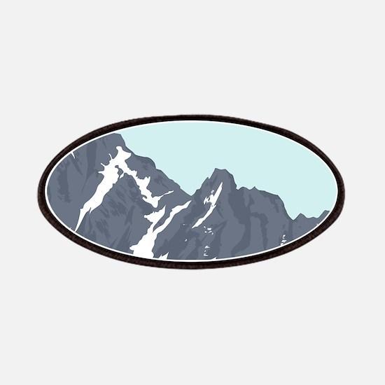 Mountain Peak Patches