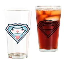 superb nurse tlc Drinking Glass