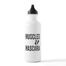 Muscles & Mascara Water Bottle