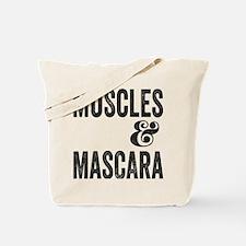 Muscles & Mascara Tote Bag