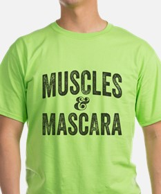 Muscles and Mascara T-Shirt