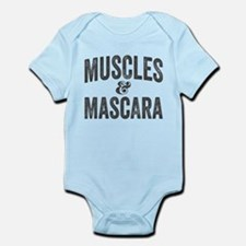 Muscles and Mascara Body Suit