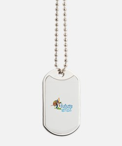 Future Artist Dog Tags