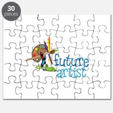 Future Artist Puzzle