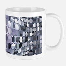 Optical Illusion Sphere - Monochrome Mug