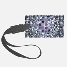 Optical Illusion Sphere - Monoch Luggage Tag