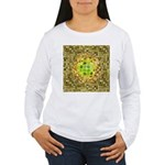 Optical Illusion Spher Women's Long Sleeve T-Shirt