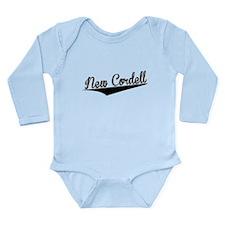 New Cordell, Retro, Body Suit