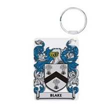 Blake Coat of Arms Keychains