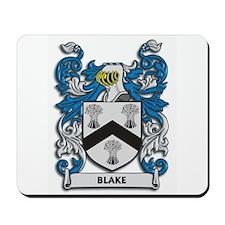Blake Coat of Arms Mousepad