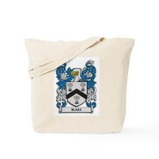 Blake Coat of Arms Tote Bag