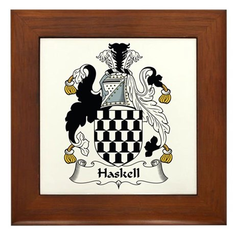 Haskell Framed Tile