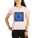 Optical Illusion Sphere - Performance Dry T-Shirt