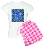 Optical Illusion Sphere - B Women's Light Pajamas