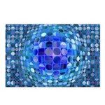 Optical Illusion Sphere - Postcards (Package of 8)