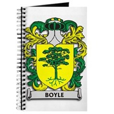 Boyle Coat of Arms Journal