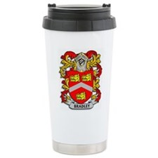 Bradley Coat of Arms Travel Mug