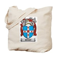 Bryant Coat of Arms Tote Bag
