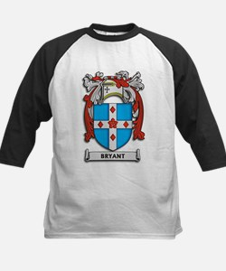 Bryant Coat of Arms Baseball Jersey