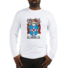 Bryant Coat of Arms Long Sleeve T-Shirt