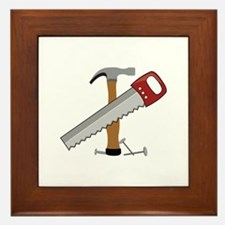 Tool Time Framed Tile