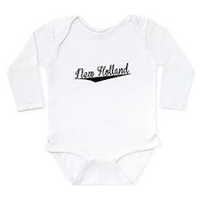 New Holland, Retro, Body Suit
