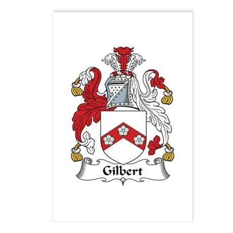 Gilbert Postcards (Package of 8)