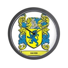 Hayes Wall Clock