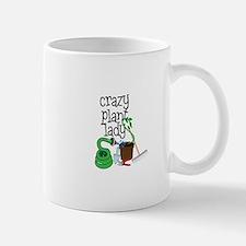 Crazy Plant Lady Mugs