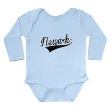 Newark, Retro, Body Suit