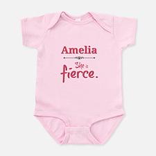 Amelia is fierce Body Suit