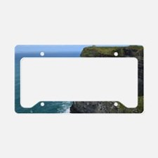 Needle Cliffs of Moher License Plate Holder