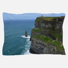 Needle Cliffs of Moher Pillow Case