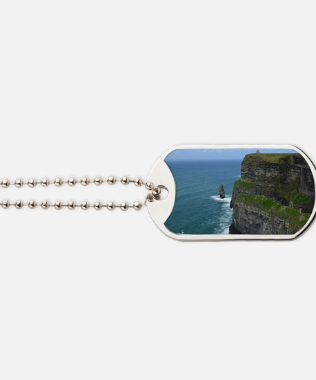 Needle Cliffs of Moher Dog Tags