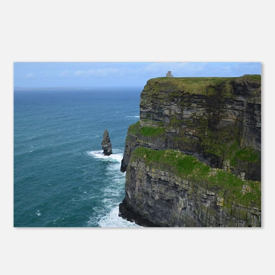 Needle Cliffs of Moher Postcards (Package of 8)