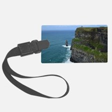 Needle Cliffs of Moher Luggage Tag