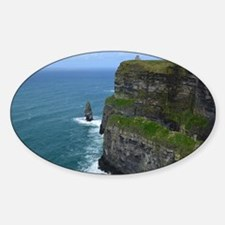 Needle Cliffs of Moher Decal