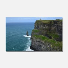 Needle Cliffs of Moher Car Magnet 20 x 12