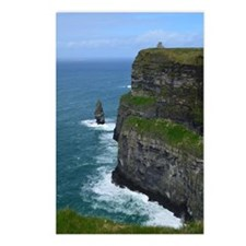 Gorgeous Sea Cliffs Postcards (Package of 8)
