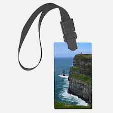 Gorgeous Sea Cliffs Luggage Tag