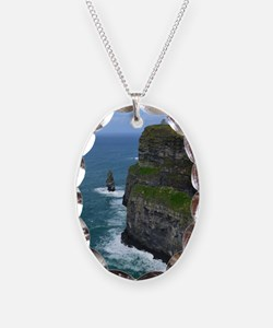 Gorgeous Sea Cliffs Necklace