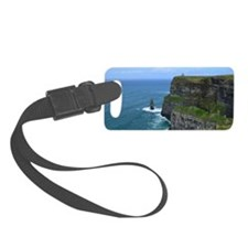 Beautiful Cliffs of Moher Luggage Tag