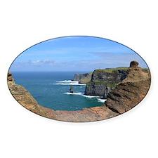Irish Sea Cliffs Decal